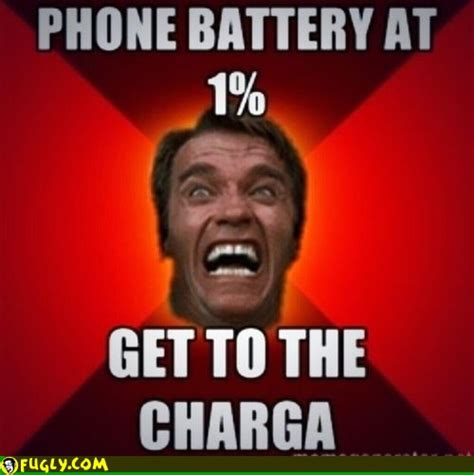Meme Phone - get to the charga
