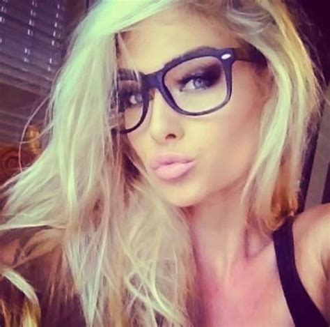 blonde hairstyles with glasses sexy blonde with glasses super sexy with glasses