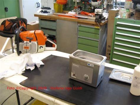 vasca ultrasuoni per officina lavaggio ad ultrasuoni carburatori presso l azienda