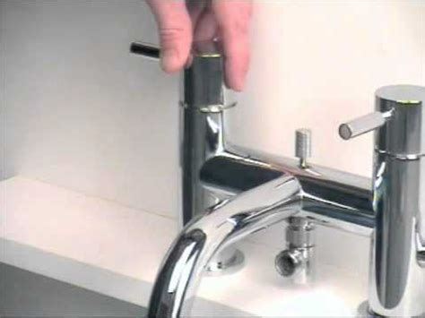 How To Install A Kitchen Faucet How To Install A Bath Shower Mixer Tap Cartridge