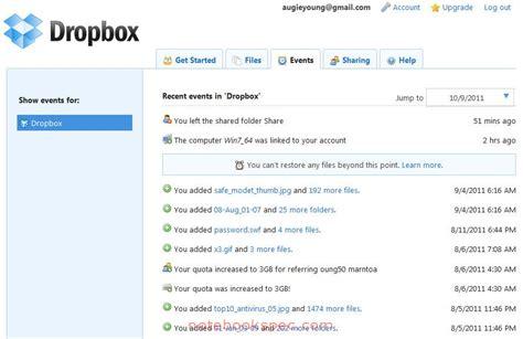 dropbox deleted files การทำงานใน dropbox คร จ นทร จ รา