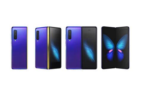 heres samsungs galaxy fold smartphone  infinity