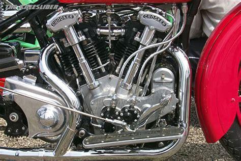 crocker motors accurate engineering to build new crocker engines
