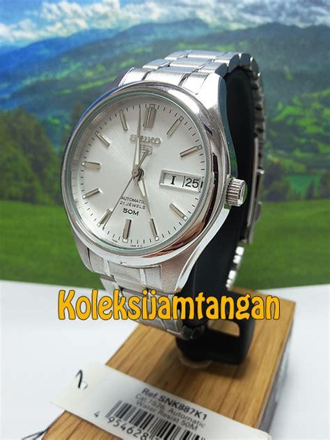 Jam Tangan Seiko Snkk07k1 Original Garansi Resmi 1 Tahun jual jam tangan pria seiko 5 sports snk887 murah original