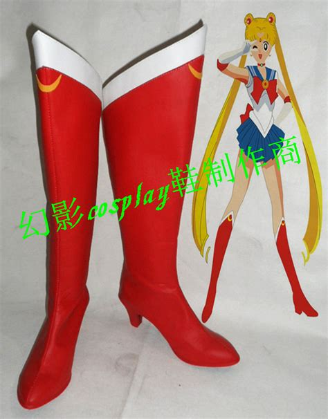 popular sailor moon boots buy cheap sailor moon boots lots