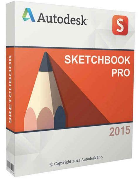 sketchbook pro software برنامج رسم هندسي autodesk sketchbook pro 2015 sp4