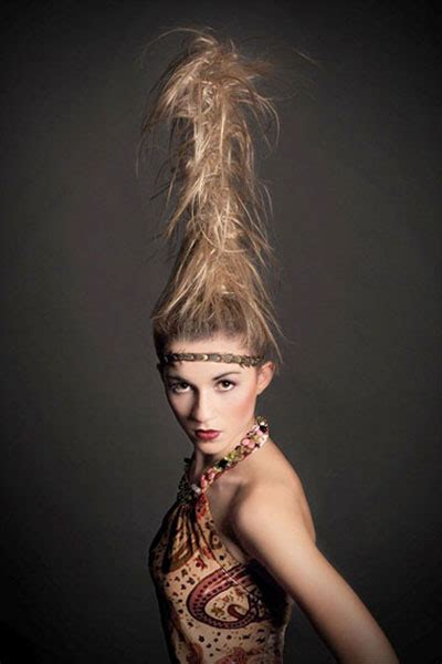 crazy  scary halloween hair ideas  girls women