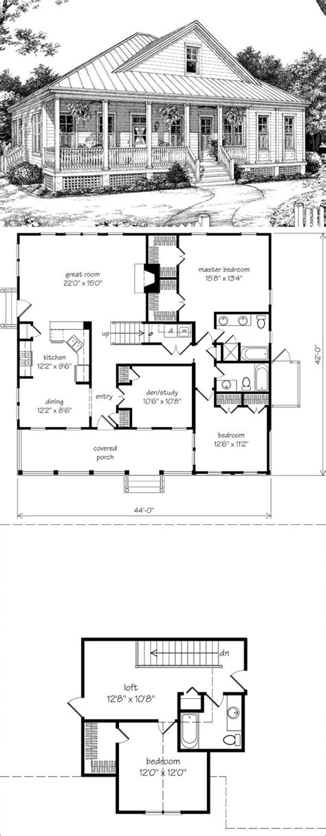upper living house plans 25 best ideas about southern cottage on pinterest