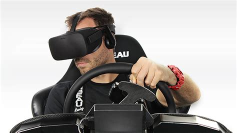 Vr Oculus Rift four kits to get into vr sim racing on any budget
