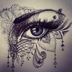 doodle eye artist steph z it s that time of the week eye