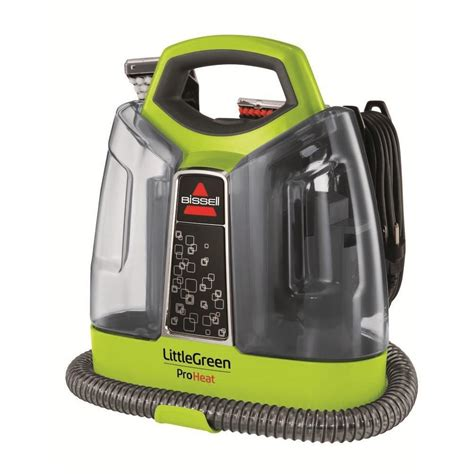 bissell little green upholstery cleaner bissell little green proheat portable deep cleaner ad