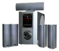 d 6 compact home theater system by divinci sound valuation
