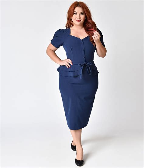 Navy To Discontinue Plus Size Line In Store by Stop Staring Dresses And Retro Clothing Unique Vintage
