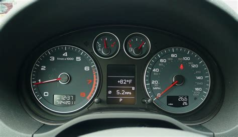 audi dashboard audi a3 review iedei