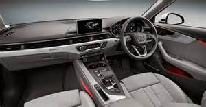 Audi Allroad Interior by A4 Allroad 2016