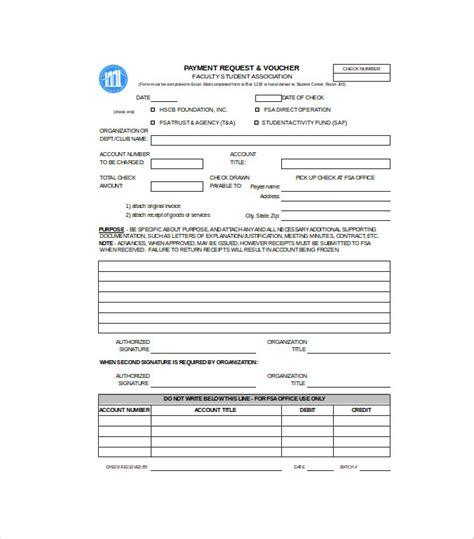 payment voucher template best resumes