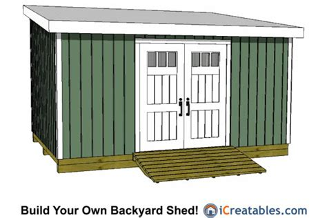 guide free lean to shed design nosote 12x16 gambrel storage shed plans free guide by zygor