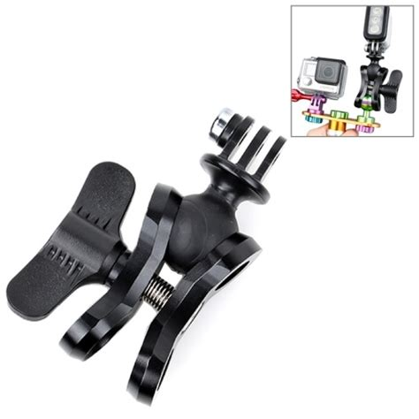 Tmc Big Adapter Mount Gopro Xiaomi Yi 1 2 4k Silver Tccs1lsv tmc butterfly connector with adapter mount for gopro