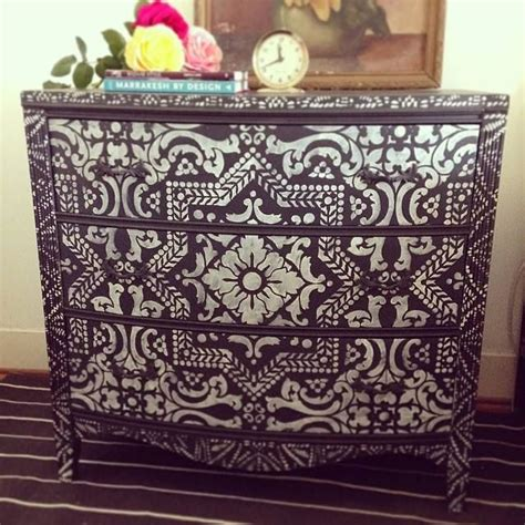 tribal pattern furniture 60 best images about african tribal stencils design on