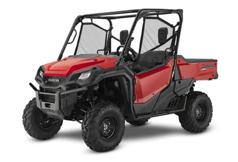 2018 Yamaha Side By Side Release Date by 2018 Honda Pioneer 700 Review Atv Release Autos Post