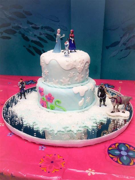 disney frozen princess cake elsa  anna  disney princess la boca de fresa pr la boca