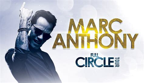 marc anthony fan presale marc anthony circle tour 2017 en el