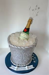 sekt und kuchen chagne bottle and cake nj custom specialty
