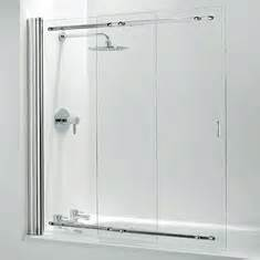 bath shower screens fixed hinged sliding victorian frameless sliding bath screen