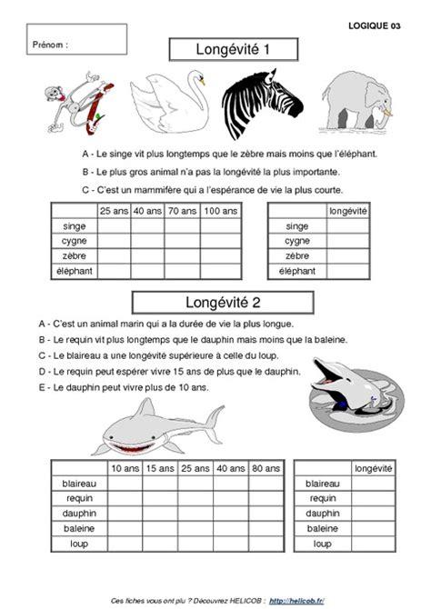 exercice diagramme ombrothermique pdf probl 232 mes de logique cm1 math 233 matiques exercices et