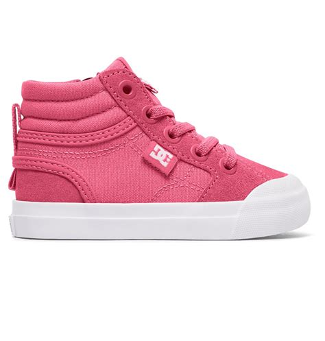 high top shoes for toddler toddler evan hi high top shoes ados300025 dc shoes