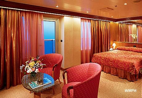 carnival conquest grand suite floor plan carnival freedom cabin 7294 category gs grand suite