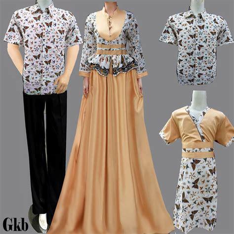 Baju Keluarga Santai model blouse batik santai batikpekalonganinfo model baju keluarga auto design tech