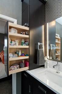 bathroom counter storage ideas small space bathroom storage ideas diy network