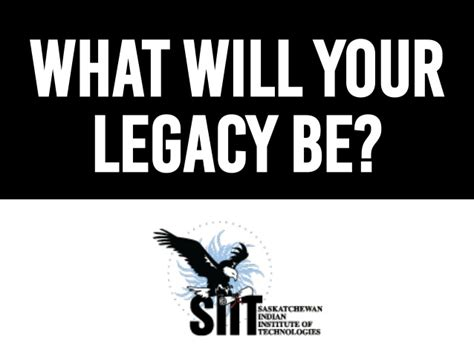 What Will I Be what will your legacy be siit social media strategy in 2016