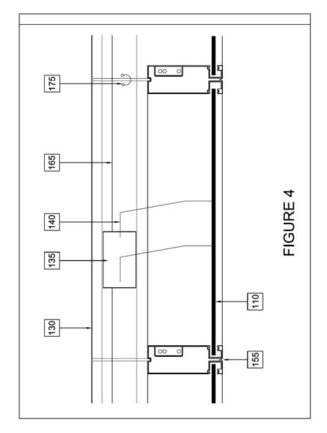 curtain wall parts patent us7845127 building integrated photovoltaic