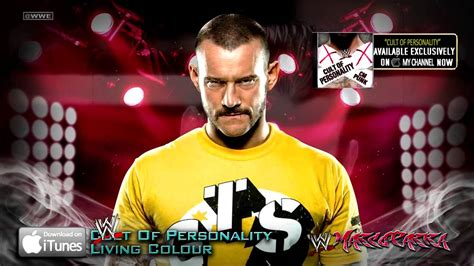 cm punk song wwe single cult of personality cm punk theme song ᴴᴰ