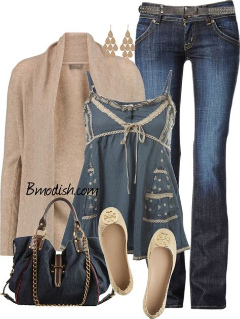 fabulous spring polyvore outfit ideas