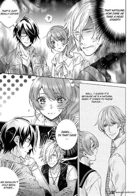 tsubaki brothers conflict brothers conflict feat tsubaki azusa 5 read brothers