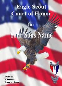 eagle scout powerpoint template eagle scout court of honor invitations eagle scout