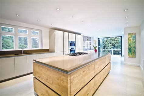 Designer German Kitchens Rotpunkt Kitchens Uk Gallery