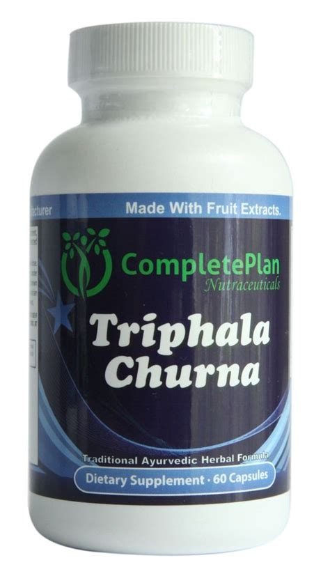 Triphala Detox by Colon Detox Stables And Cleanser On