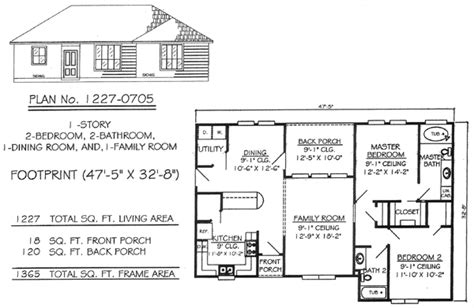 a 1 story house 2 bedroom design 2 bedrooms single lot