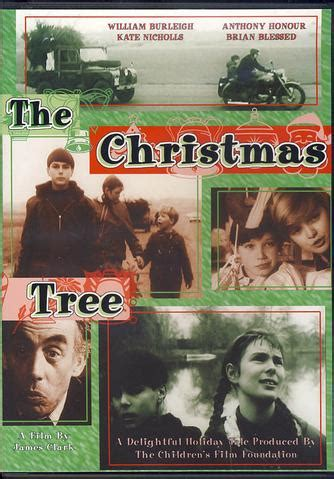 the christmas tree the children s film foundation on dvd