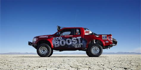 ford baja truck ford f 150 ecoboost completes baja 1000 after grueling