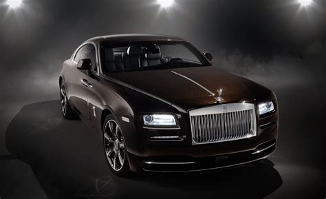 roll roll royce rolls royce announces wraith inspired by music news