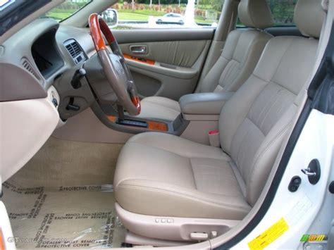 2001 lexus es300 interior ivory interior 2001 lexus es 300 photo 38741982