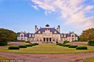 famous mansions america s largest available mansion that has guitar