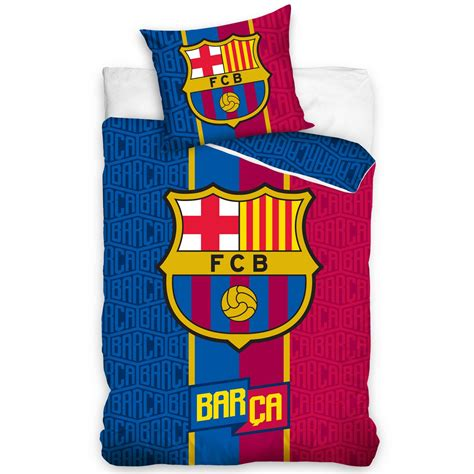 barcelona official official fc barcelona duvet cover sets bedding bedroom