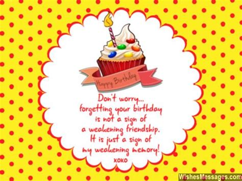 Belated Happy Birthday Wishes For A Friend Belated Birthday Wishes For Friends Quotes And Messages