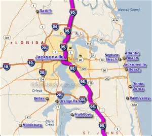 i 95 jacksonville traffic maps and road conditions